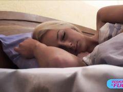 Украинская блондинка попала на анальный кастинг Вудмана
