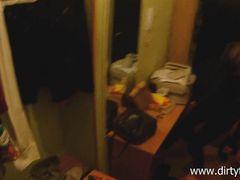 Опытный пикапер трахнул девушку в ванной сразу после знакомства